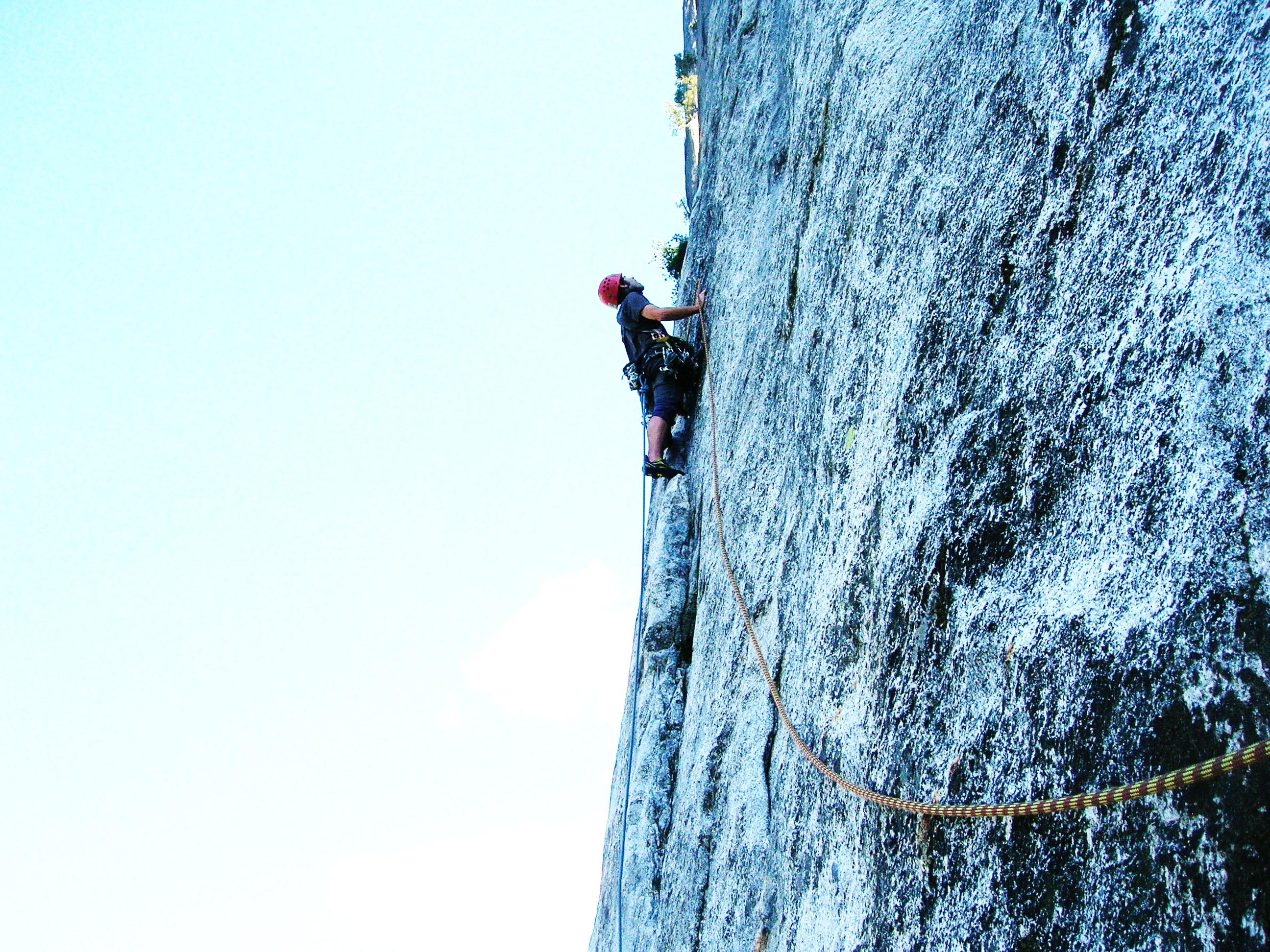 The Climbing Zine