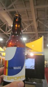 Beer, still legal in Utah...cheers!