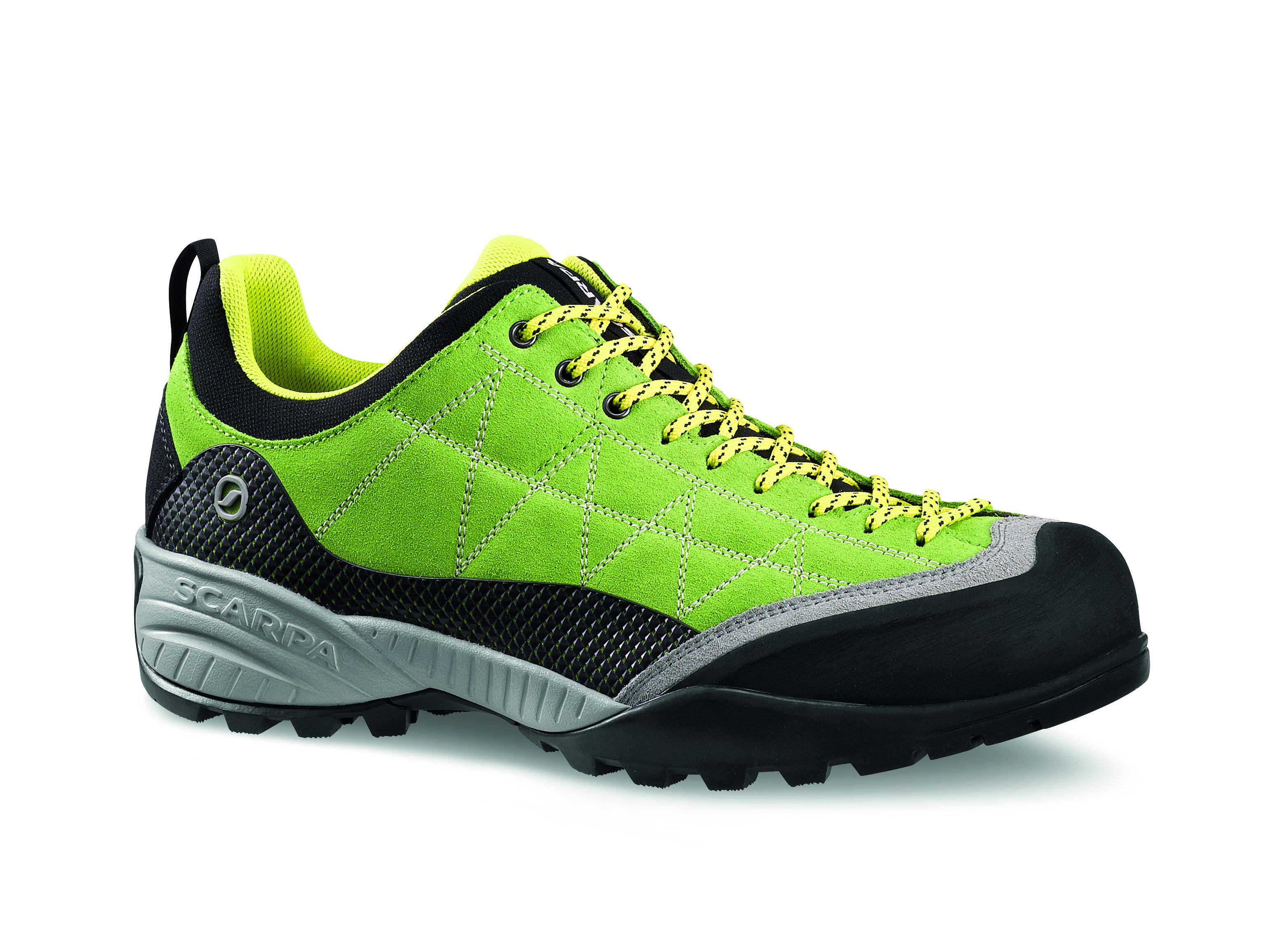 Scarpa Mens Zen Hiking Shoe ZEN  Hiking Shoe-M