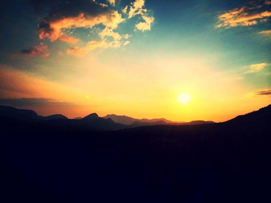 sunset alexa
