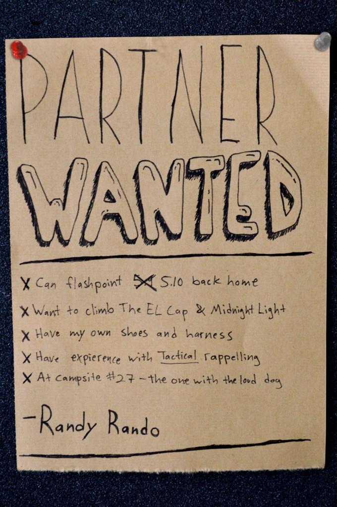 Partner Wanted-Dakota Walz
