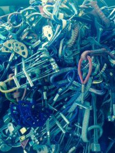 Racks on racks on racks.