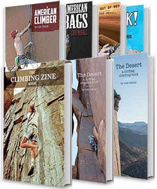 The Climbing Zine Books