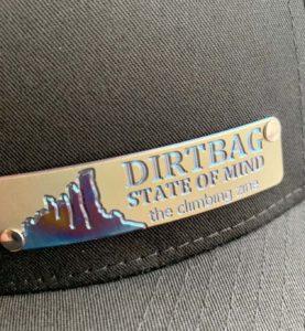 Dirtbag Climbing Zine Hat